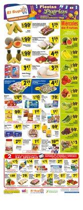 Grocery & Drug deals in the El Super catalog ( 3 days left)