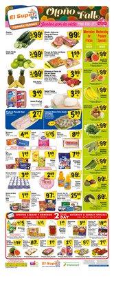 El Super deals in the El Super catalog ( 3 days left)