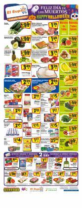 Grocery & Drug deals in the El Super catalog ( Published today)