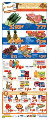 El Super deals in the Glendale AZ weekly ad