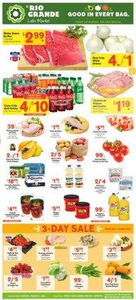 Grocery & Drug offers in the El Rio Grande catalogue in Dallas TX ( 3 days ago )