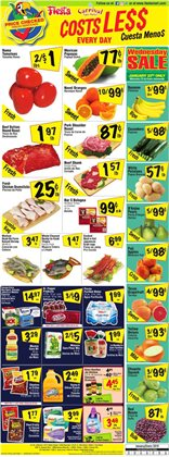 Fiesta Mart deals in the Houston TX weekly ad