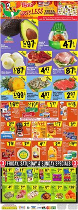 Fiesta Mart deals in the Dallas TX weekly ad