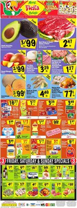 Fiesta Mart deals in the Fort Worth TX weekly ad