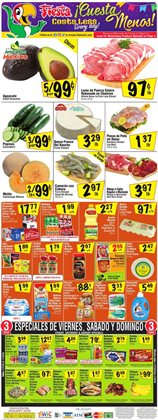 Fiesta Mart deals in the Austin TX weekly ad