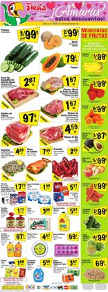 Fiesta Mart catalogue ( 2 days left )