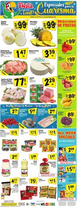 Fiesta Mart catalogue in Fort Worth TX ( 2 days left )
