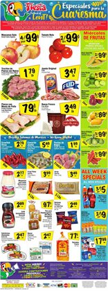 Fiesta Mart catalogue in Austin TX ( Expires tomorrow )