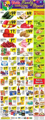 Fiesta Mart catalogue in Houston TX ( Published today )