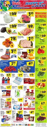 Fiesta Mart catalogue in Irving TX ( Expires tomorrow )