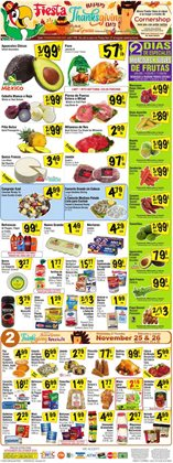 Fiesta Mart catalogue in Houston TX ( Expired )