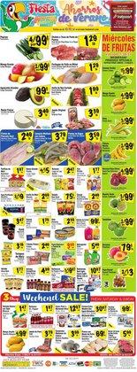 Fiesta Mart deals in the Fiesta Mart catalog ( 1 day ago)