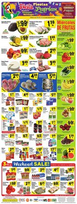 Grocery & Drug deals in the Fiesta Mart catalog ( 3 days left)