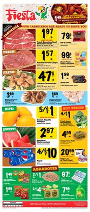 Oil deals in the Fiesta Mart weekly ad in Houston TX