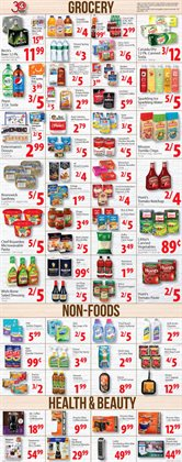 Chips deals in the Food Bazaar weekly ad in New York