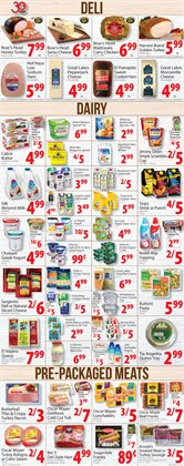 Land O'Lakes deals in the Food Bazaar weekly ad in New York