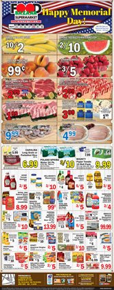 Swing deals in the Food Bazaar weekly ad in New York