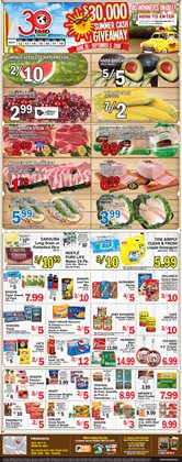 Kellogg's deals in the Food Bazaar weekly ad in New York