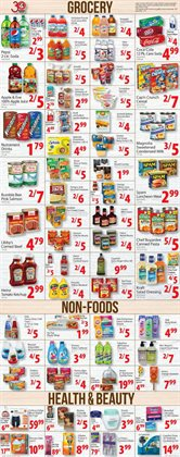 Refreshments deals in the Food Bazaar weekly ad in New York