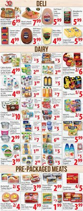 Cream deals in the Food Bazaar weekly ad in New York