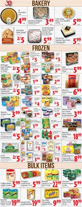 Cakes deals in the Food Bazaar weekly ad in New York