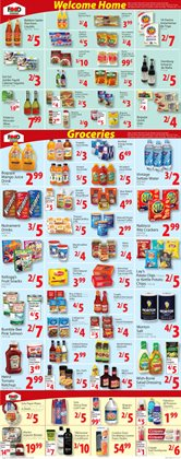 Snacks and nuts deals in the Food Bazaar weekly ad in New York
