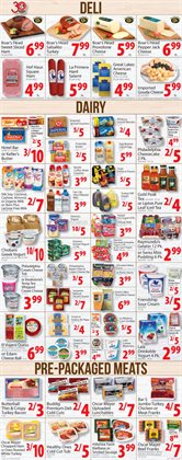 Milk deals in the Food Bazaar weekly ad in Levittown PA