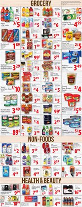 Potatoes deals in the Food Bazaar weekly ad in New York