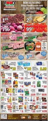 Food Bazaar deals in the New York weekly ad