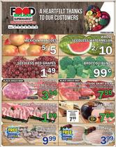Grocery & Drug offers in the Food Bazaar catalogue in Norwalk CT ( Published today )