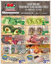 Food Bazaar catalogue in New York ( Expires today )
