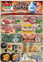 Avocados deals in Food Bazaar