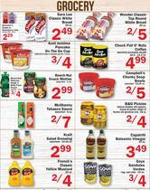 Beech-Nut deals in Food Bazaar