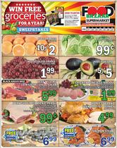 Grocery & Drug offers in the Food Bazaar catalogue in Newark NJ ( Published today )