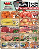 Food Bazaar catalogue ( 1 day ago )