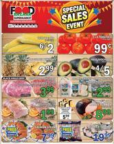 Mother's Day deals in the Food Bazaar catalog ( 4 days left)