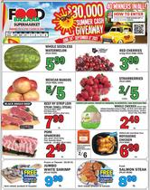 Grocery & Drug deals in the Food Bazaar catalog ( Published today)