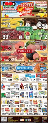 Grocery & Drug deals in the Food Bazaar weekly ad in New York