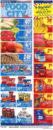 Food City deals in the Phoenix AZ weekly ad