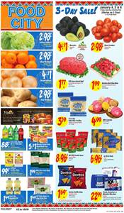 Food City Weekly Ads Coupons January 2019