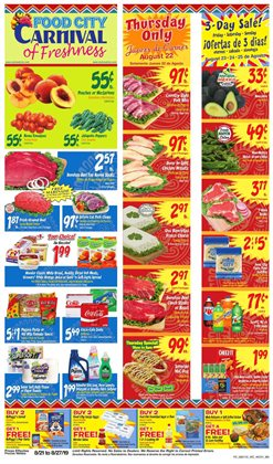 Food City deals in the Tucson AZ weekly ad
