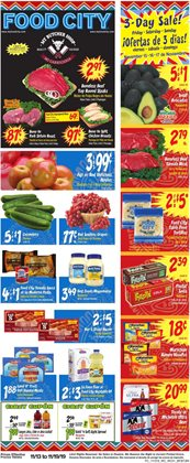 Food City deals in the Mesa AZ weekly ad