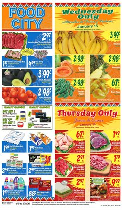 Food City deals in the Glendale AZ weekly ad