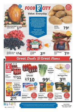 Food City catalogue ( 2 days ago )