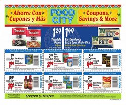Grocery & Drug offers in the Food City catalogue in Scottsdale AZ ( Expires today )