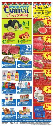 Grocery & Drug offers in the Food City catalogue in Scottsdale AZ ( 2 days left )