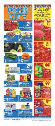 Food City catalogue in Tucson AZ ( 3 days left )