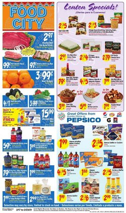 Food City catalogue in Glendale AZ ( Expired )
