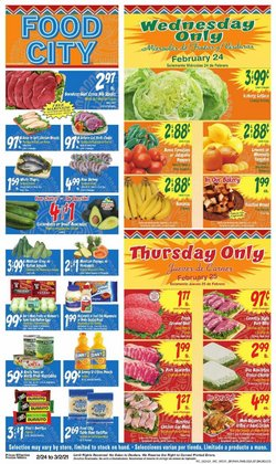 Food City catalogue in Glendale AZ ( Expires today )