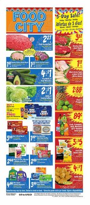 Food City deals in the Food City catalog ( Expires tomorrow)